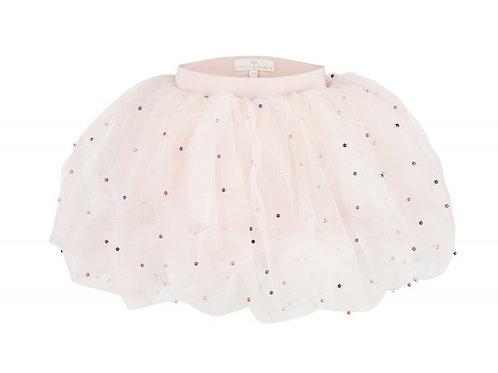 Pearl Ballerina Skirt Powder Pink
