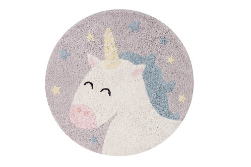 Lorena Canals Washable Rug Believe in Yourself