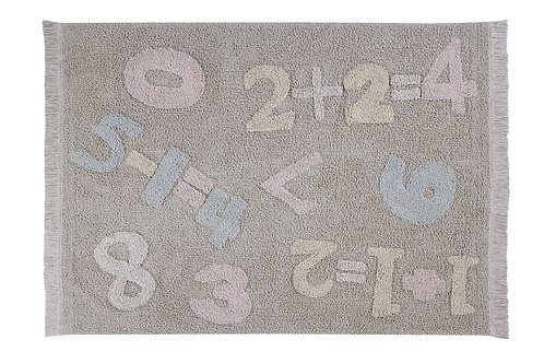 Lorena Canals Washable Rug Baby Numbers