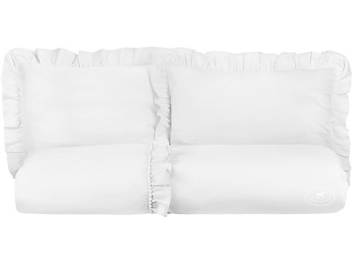 Bed Linen Simply Glamour Adult Non Filled White
