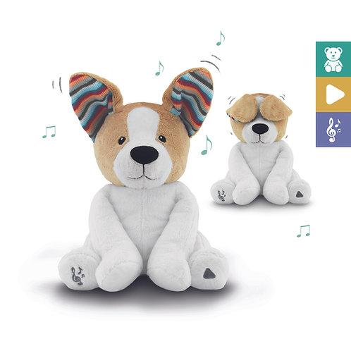 Danny Peek-a-Boo soft toy ZAZU Kids