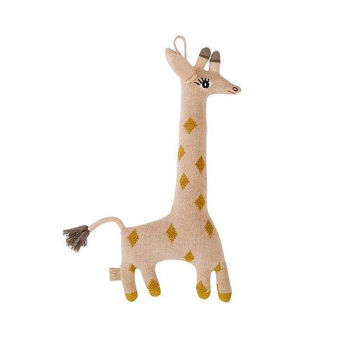 Darling - Baby Guggi Giraffe - Rose / Amber
