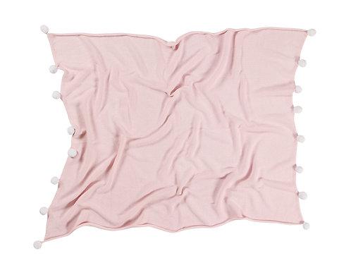 Lorena Canals Baby Blanket Soft Pink