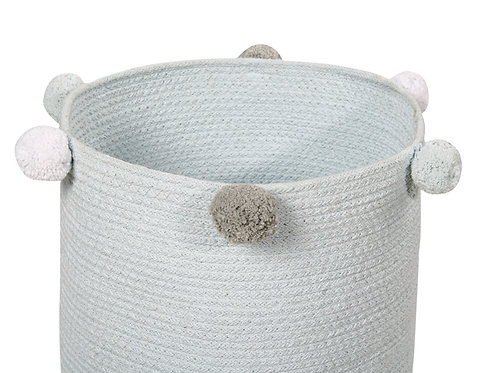 Lorena Canals Baby Basket Bubbly Blue