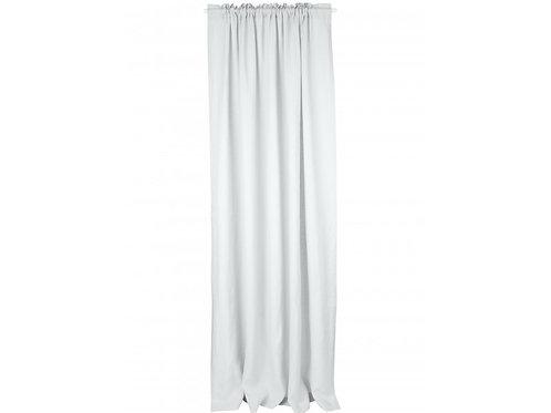 Linen Curtain Pure Nature - Light Grey
