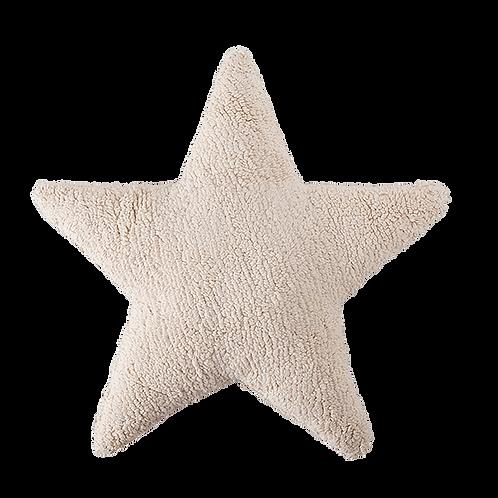 Lorena Canals Washable Cushions Star - Beige