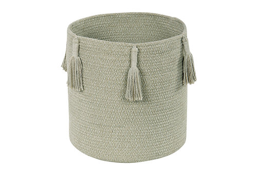Lorena Canals Basket Woody - Olive