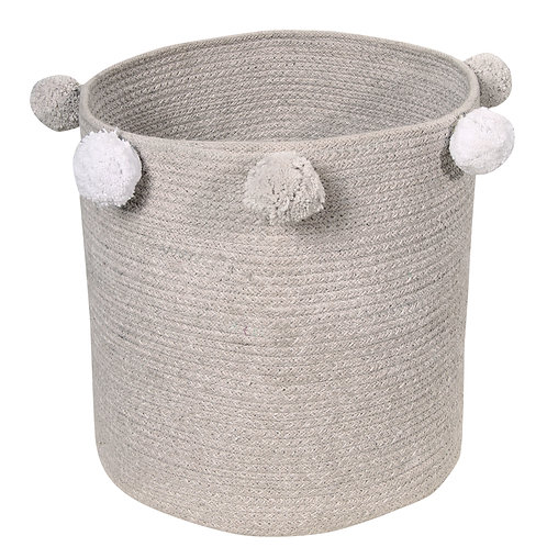Lorena Canals Baby Basket Bubbly Grey
