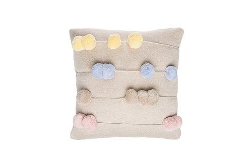 Lorena Canals Knitted Cushion Counting Frame