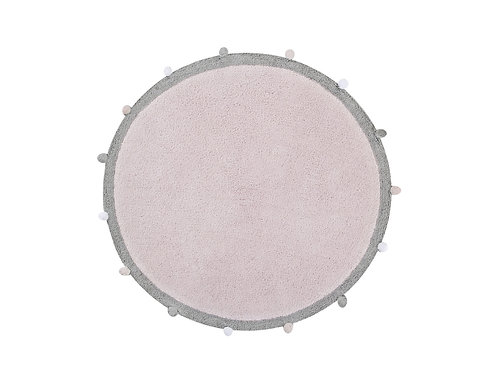 Lorena Canals Washable Rug Bubbly - Soft Pink