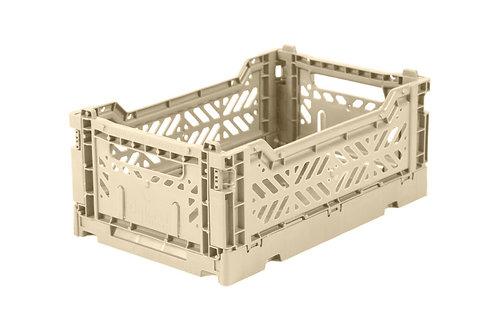 Aykasa Mini Foldable Crate in Boulder