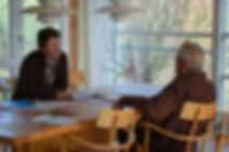 allmermacke Planungsgespräch, Planung mit allmermacke Architekturbüro Wien, allmermacke Architekturbüro nördliches Waldviertel
