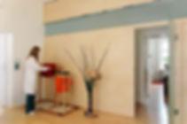 Arztpraxis, Behandlungsraum