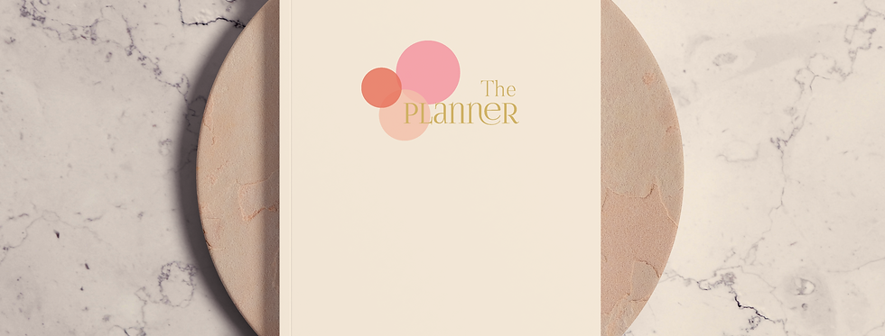 Cuaderno The Planner pink