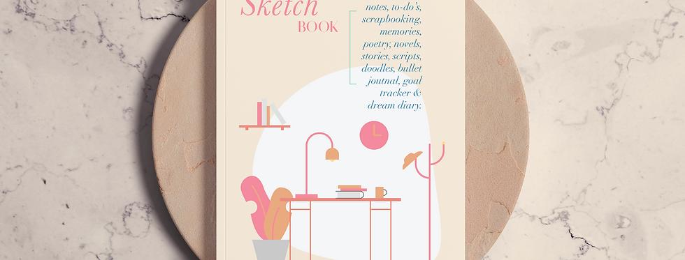 Cuaderno Sketchbook Illustration