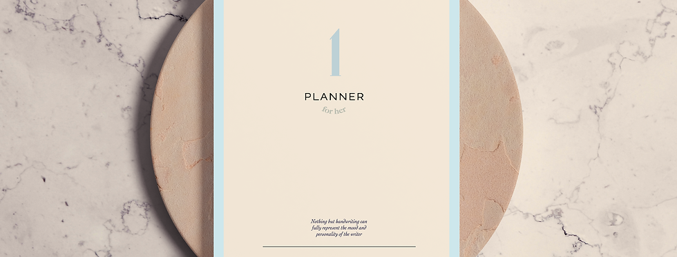 Cuaderno Planner For Her