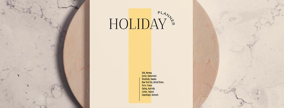 Cuaderno Holiday