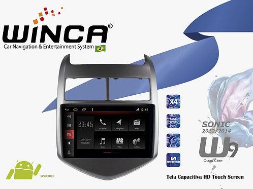 Central Multimidia Sonic 2012-14 Winca W9