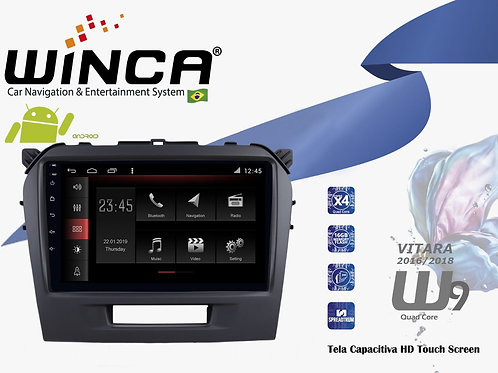 Central Multimidia Suzuki Vitara Winca W9