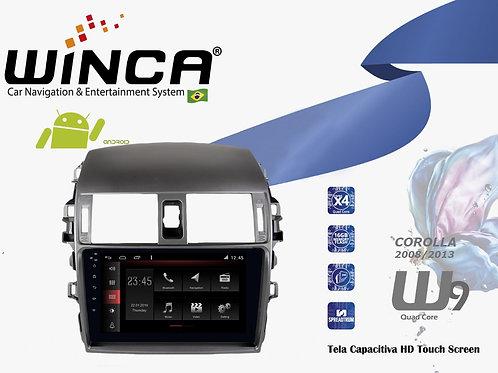Central Multimidia Toyota Corolla 2014 Winca W10
