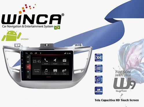 Central Multimidia Hyundai Tucson Winca W9