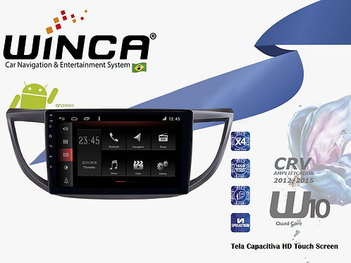 Central Multimidia Honda CRV Winca W10