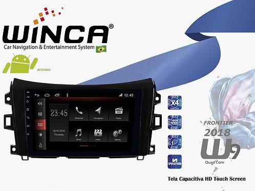 Central Multimidia Nissan Frontier Winca