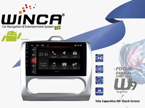 Central Multimidia Focus 2008-12 Digital Winca W9