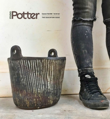 Studio Potter Journal