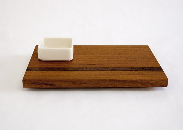 1-Dish Hors d'oeuvres board, 2016