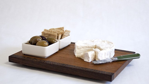 2-Dish Hors d'oeuvres Board, 2016