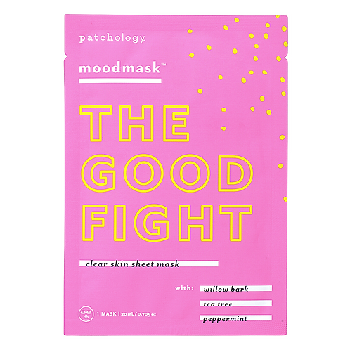 MOODMASK - THE GOOD FIGHT SHEET MASK