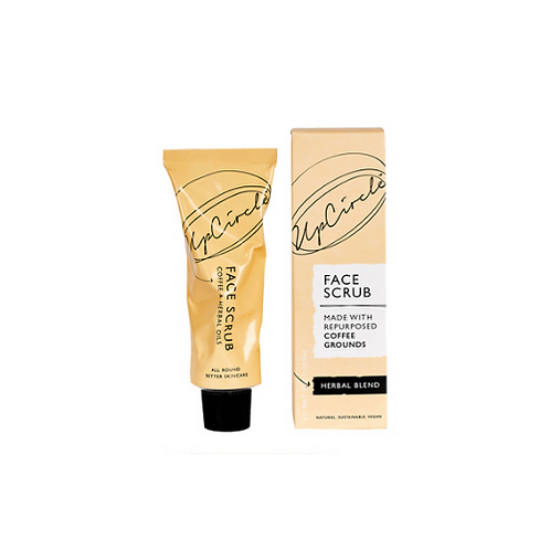 FACE SCRUB (HERBAL BLEND) - SELECT PRODUCT