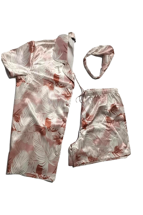 July Sunkissed Summer Pyjama Set