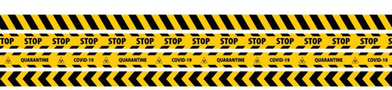 stop-covid-19-sign-seamless-caution-warn