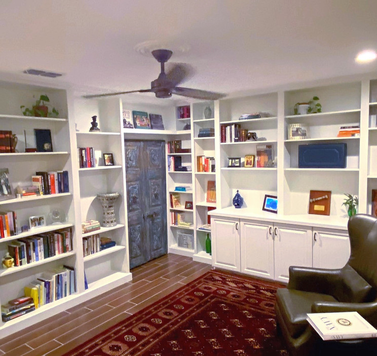 Complete Office built-ins