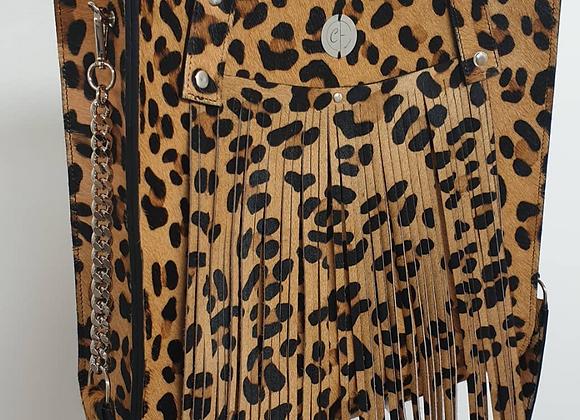 Ivana Grande Taille Franges