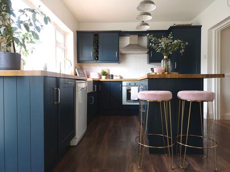 Renovating a Kitchen
