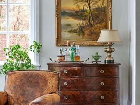 5 Ways to Create a Golden Thread Through Your Home