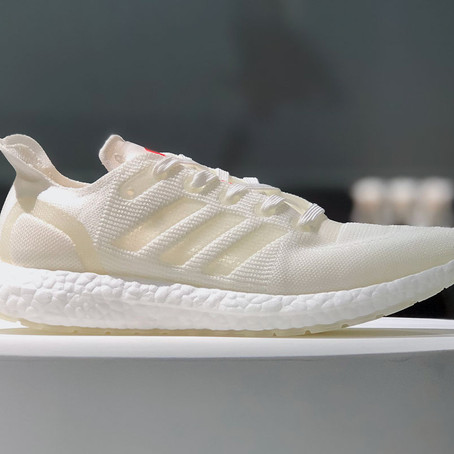 Adidas Creates 100% Recyclable ​Sneaker
