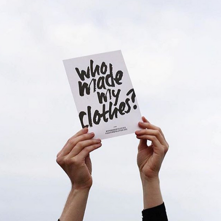Fashion Revolution Releases Brand Transparency Report