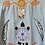 Thumbnail: Turtle Clan Native American Light Weight Jacket
