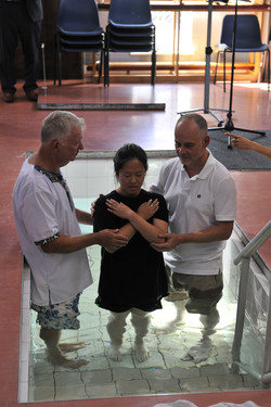 14th Birthday and Baptism
