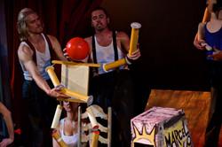 Hugo Ball: A Dada Puppet... (2016)