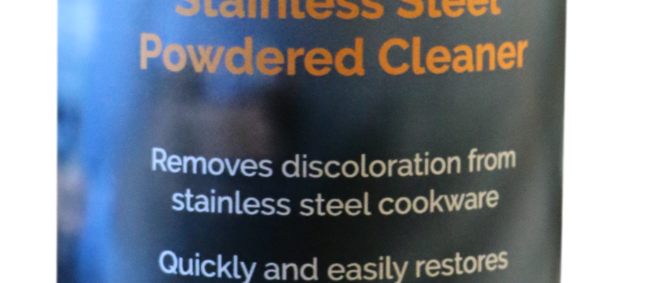Stainless Steel Powdered Cleaner