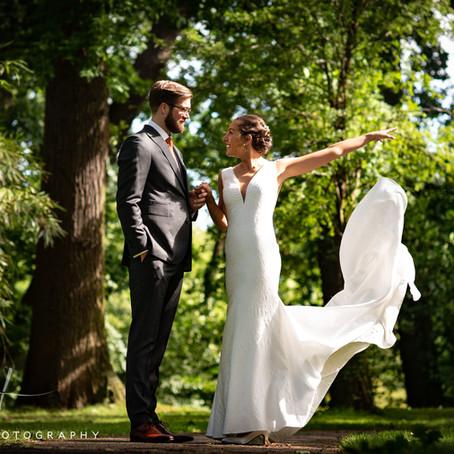 | Trouwfotograaf Central Park | Anna & Jorn