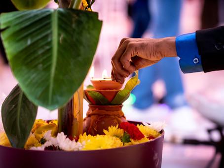 | Trouwfotograaf Hindu Wedding |