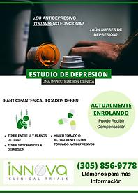Estudio de Depresion