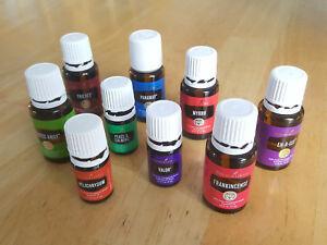 Essential Oils-Let's Chat