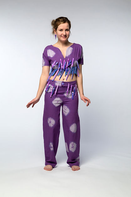 Chime In Shirt and Pants
